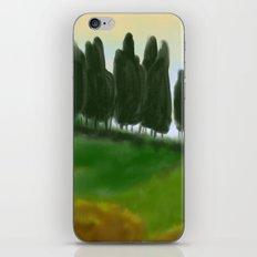 Tree Hill iPhone Skin