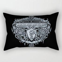 Arkham Crest Rectangular Pillow