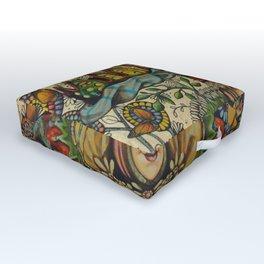 My funny kingdom Outdoor Floor Cushion