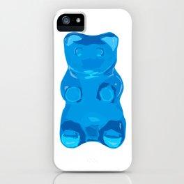 Blue Gummybear iPhone Case
