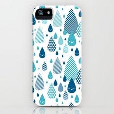raindrop iPhone (5, 5s) Slim Case