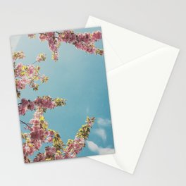 Cherry Blossom Delight Stationery Cards