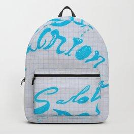 """Logo pour le """"Diamant Noir C ta nous Backpack"""