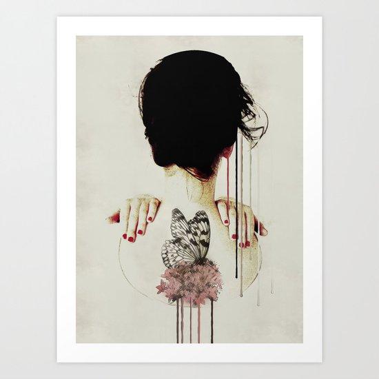 Backage Art Print