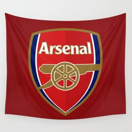 Arsenal Wall Tapestry