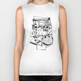 Urbanized Biker Tank