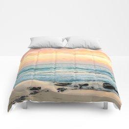 Honolulu Sunrise Comforters