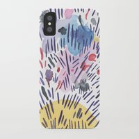 physics iPhone & iPod Cases featuring Quantum physics by Dreamy Me