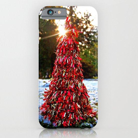 Yuletide tree iPhone & iPod Case