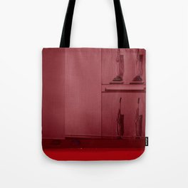 Glitches Vacuums Tote Bag