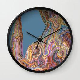 Quiet Energy Wall Clock