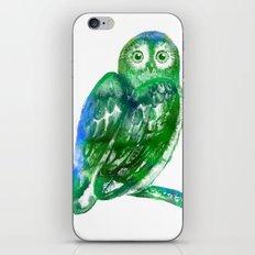 Eule | Owl iPhone & iPod Skin