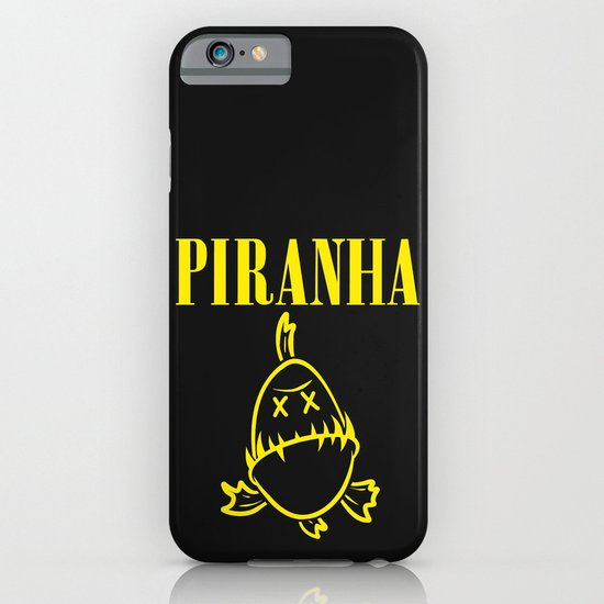 Piranha iPhone & iPod Case