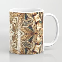 Flower Of Life Mandala (Mountain Range) Coffee Mug