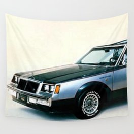 1982 Grand National Wall Tapestry
