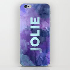 Jolie iPhone & iPod Skin