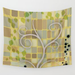 Plant Life Wall Tapestry