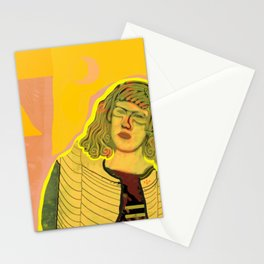 She Came To Stay I Stationery Cards