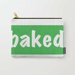 Baked Carry-All Pouch