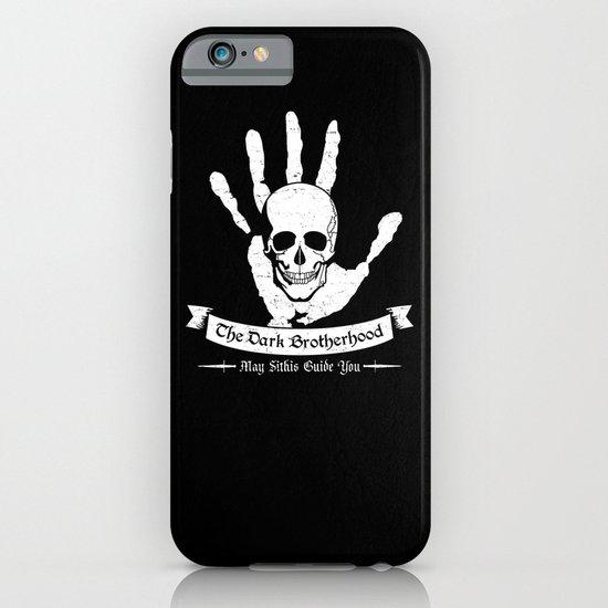 The Dark Brotherhood iPhone & iPod Case