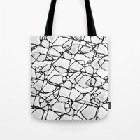 random Tote Bags featuring Random by Cr7izbest