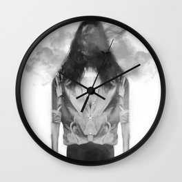 Faceless Wall Clock