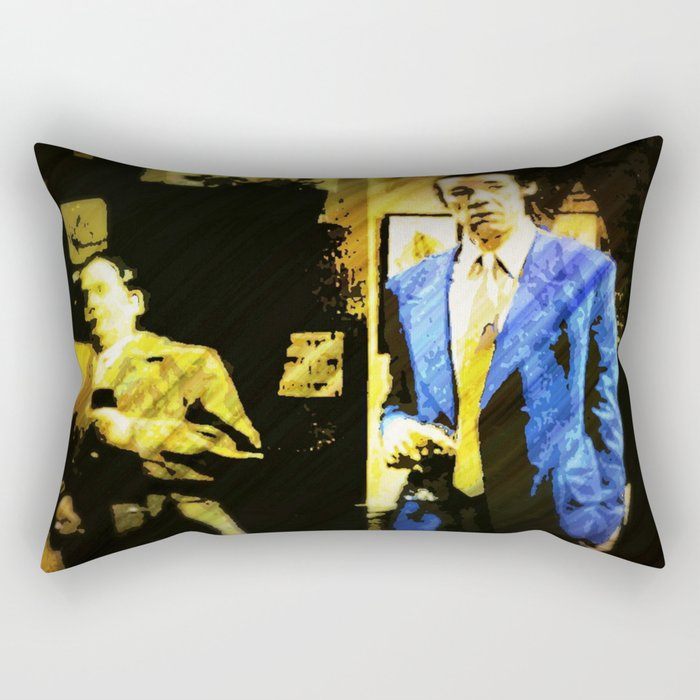 Play It Cool Only Fools VAT Rectangular Pillow