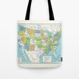 The United States Tote Bag