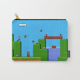 Super Mario Bros 2 Carry-All Pouch