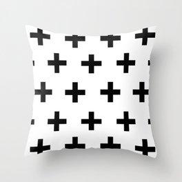 La Cross Throw Pillow