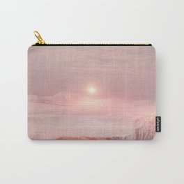 Pastel desert Carry-All Pouch