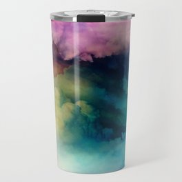 Rainbow Dreams Travel Mug