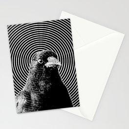 RAVEN DAZE Stationery Cards