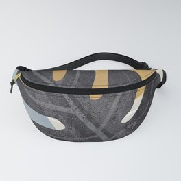 Abstract Tropical Art I Fanny Pack