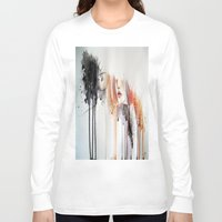 the cure Long Sleeve T-shirts featuring infect me,cure me. by SereArt