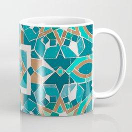 Moroccan Tile - Casablanca Zellige II Coffee Mug