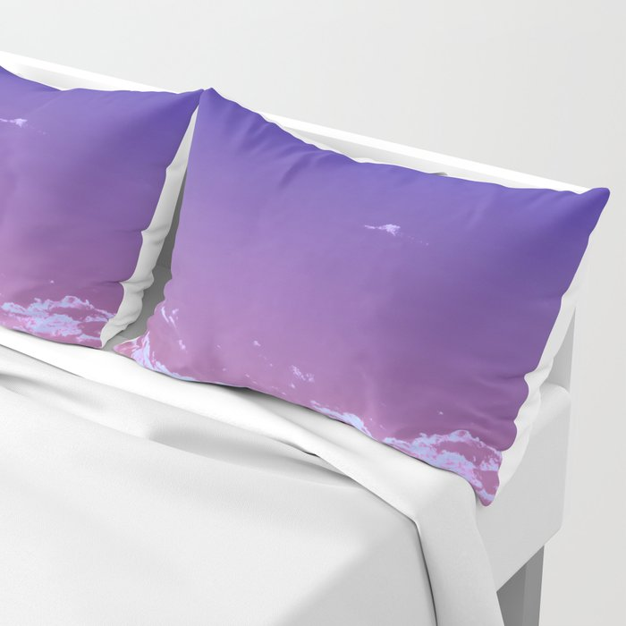 SW Mountain Sunrise - I Pillow Sham