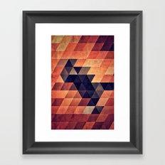 myybz Framed Art Print