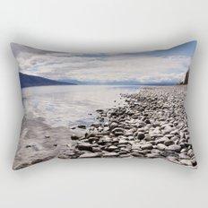Lake Te Anau Rectangular Pillow