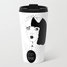 YOU CAN BE ALICE, I'LL BE THE MAD HATTER. Travel Mug