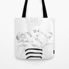 Girl Crush #1 - Erika Bearman Tote Bag
