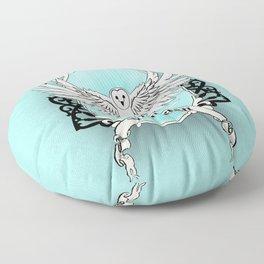 Mindelan Crest Floor Pillow