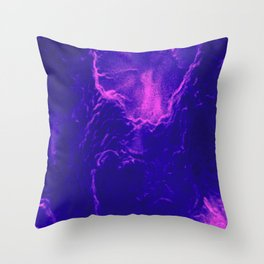 Strange Day Throw Pillow