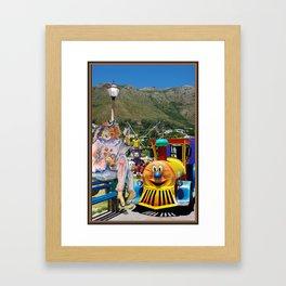 Forever Young Framed Art Print