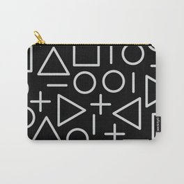Memphis pattern 67 Carry-All Pouch
