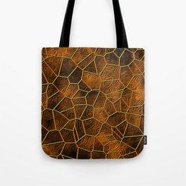 Mosaic LORA,warm brown Tote Bag