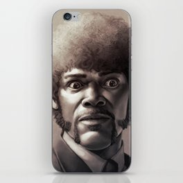 Jules Winnfield iPhone Skin