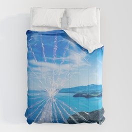 Glass Comforters