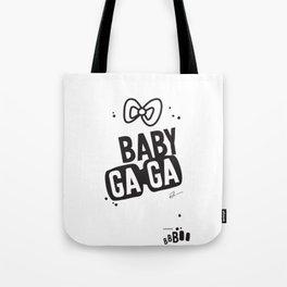 Baby Ga-ga Tote Bag