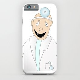 happy dentist iPhone Case